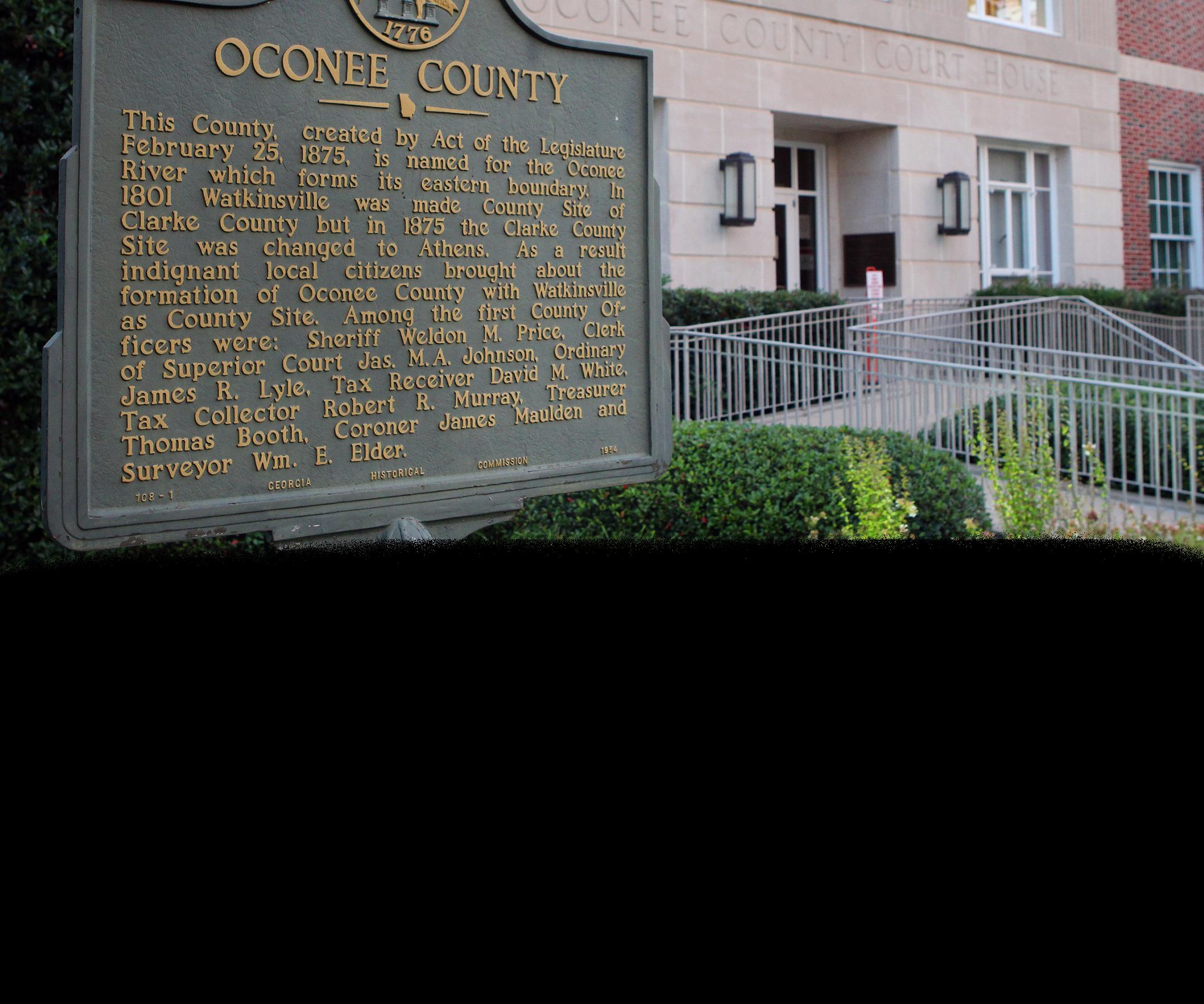 Pay | Oconee County, GA