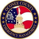 Oconee County EMA patch