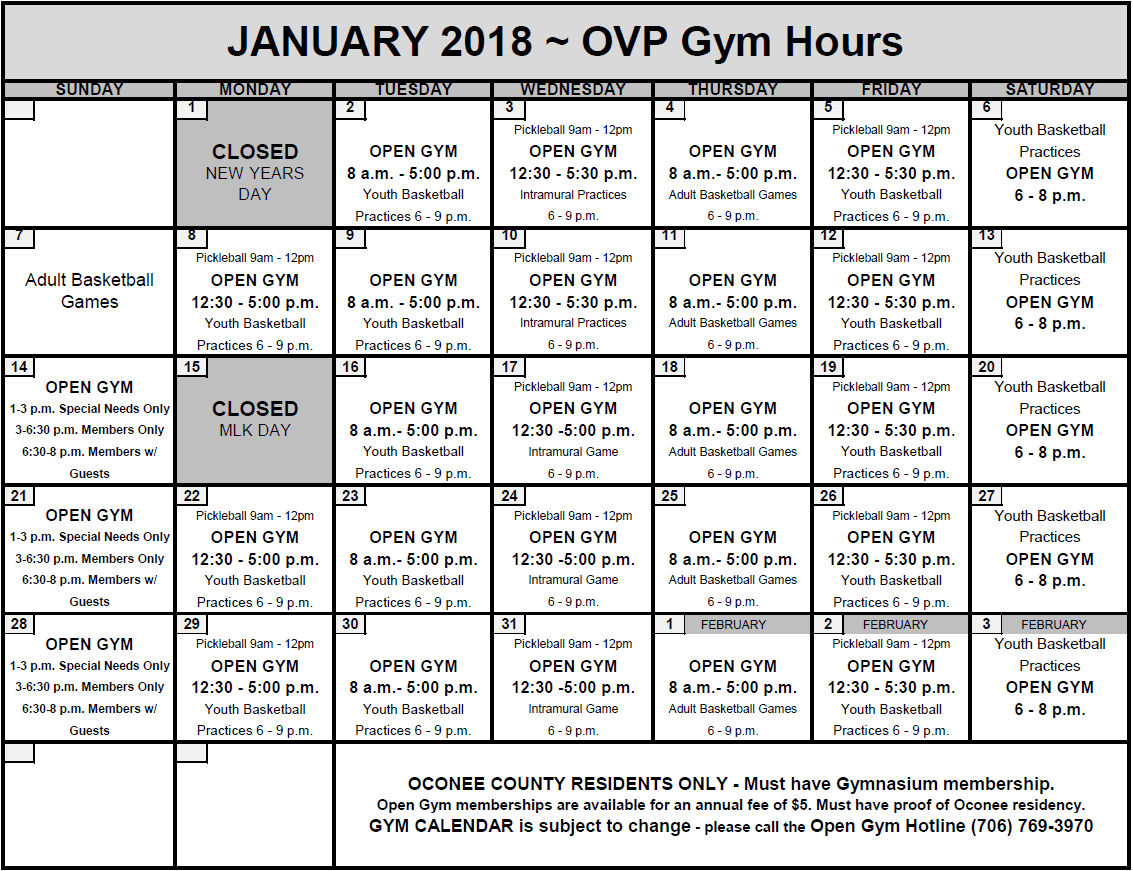 Jan2018OpenGym