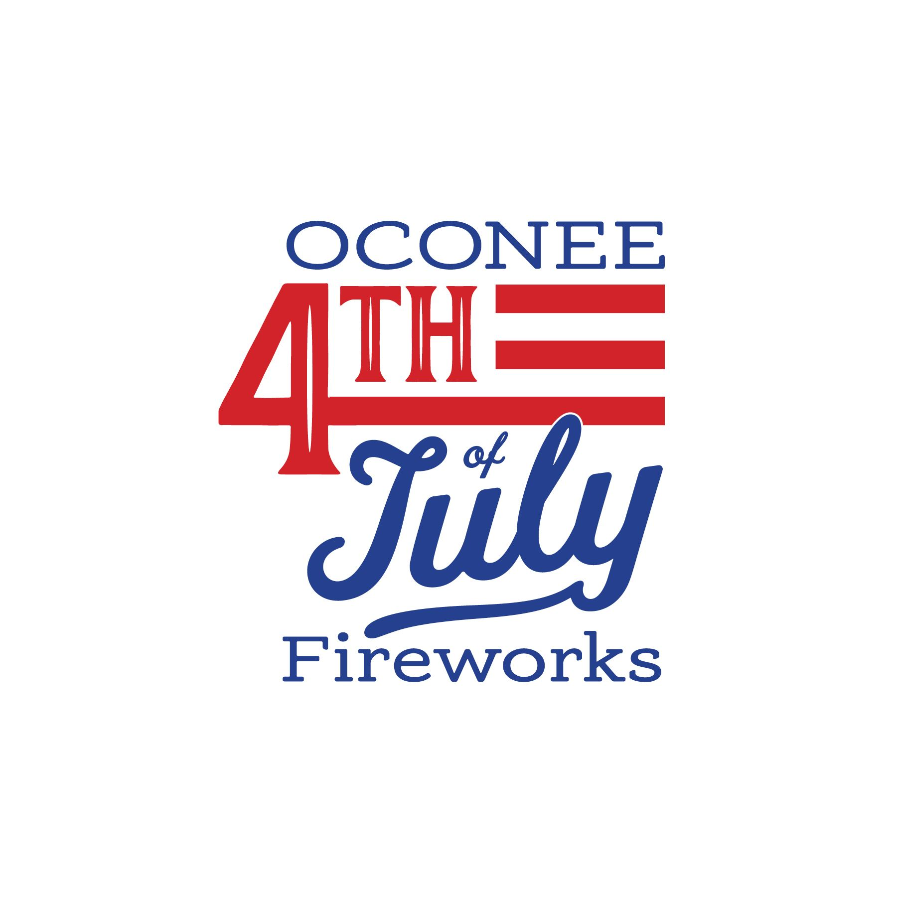 Oconee 4th of July Fireworks