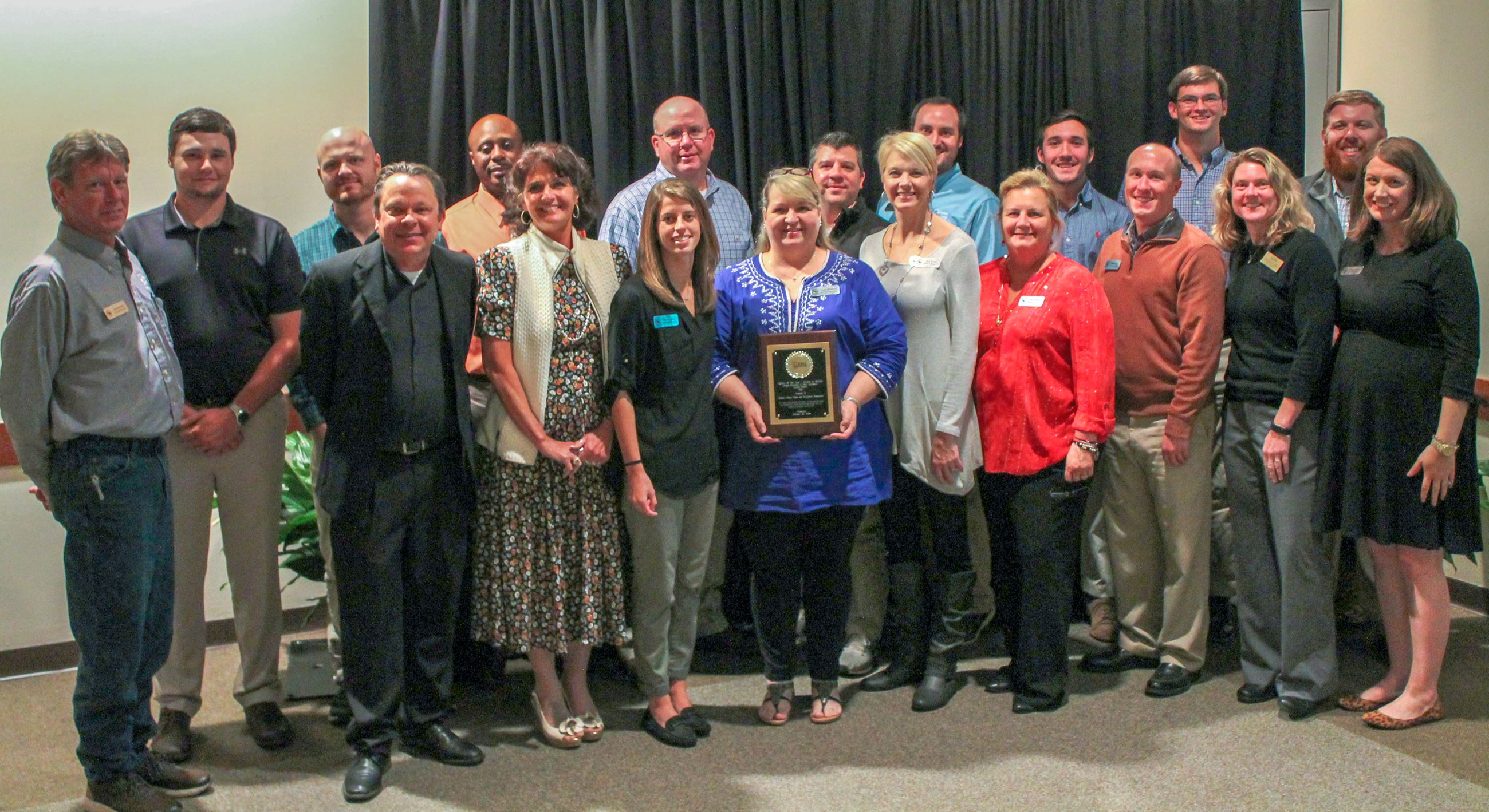Photo of Oconee County Parks & Recreation Department Staff