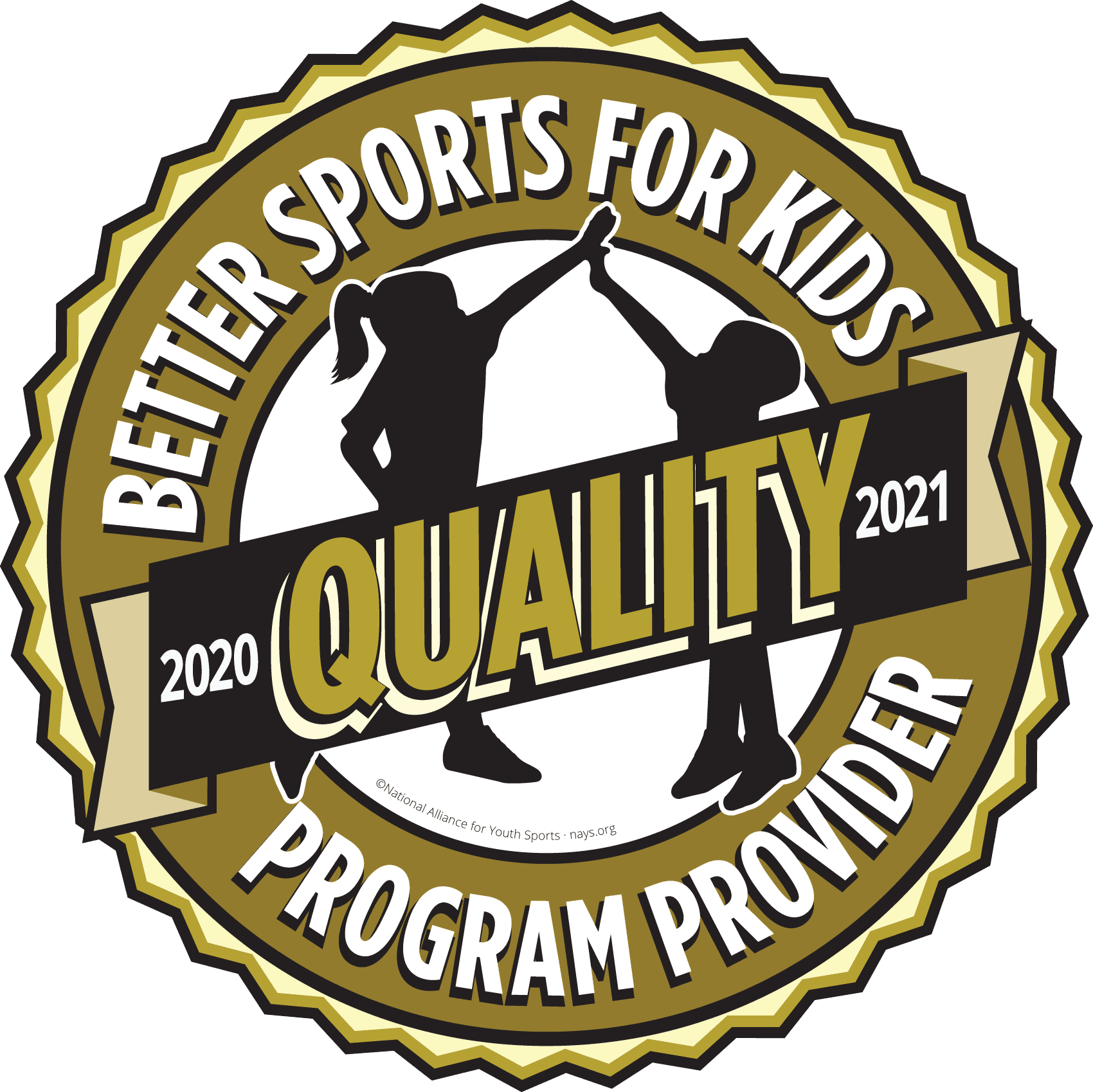 2020-2021 Quality Seal