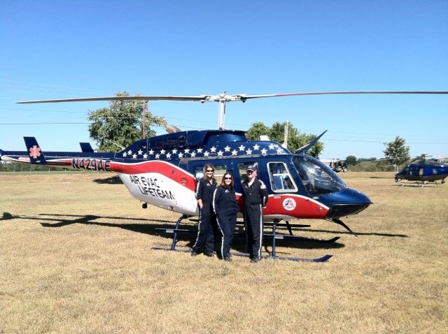 ECHO Conference, Air Evac LifeTeam Crew